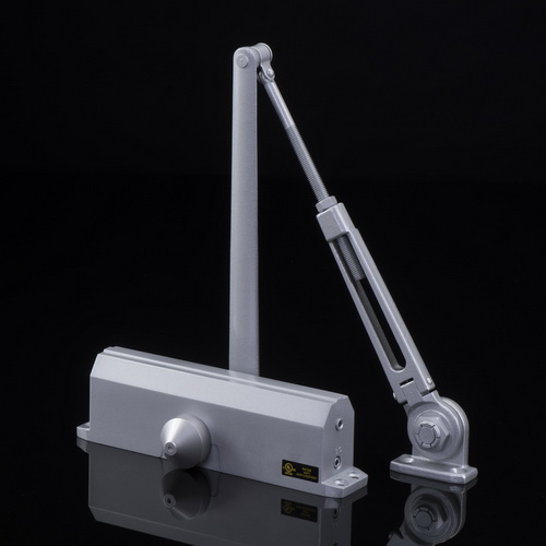 American Design Heavy Duty Door Closer D4016 with Hold Open Arm