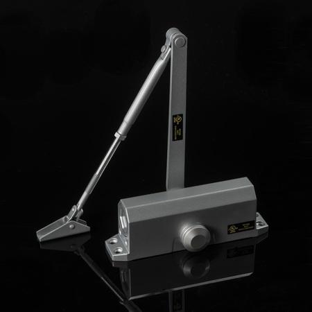 Cost-effective UL Listed Aluminum Door Closer Model D503