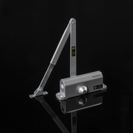 UL Listed Cost-effective Fixed Size #2 Small Fire Door Closer D302S
